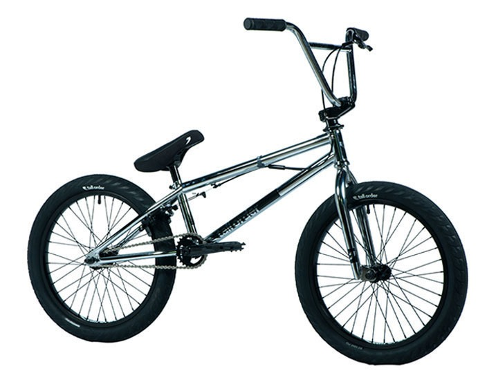 "[조기품절!]2021 톨오더 프로 파크 TALL ORDER PRO PARK BMX 20.6""TT -ALL Chrome-"