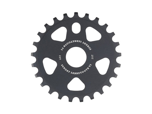 SUNDAY SABRETOOTH V2 SPROCKET Black -25T[재입고] / 28T-