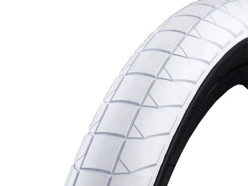 "FUEGO BMX TIRE 2.3"" [Devon Smillie S.G] White"