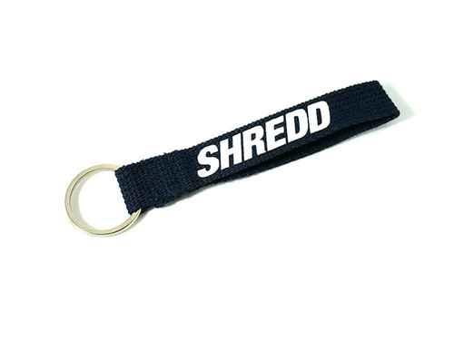 SHREDD KEY-RING