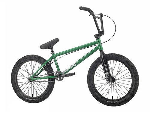 [품절] 선데이 2019 프라이머 PRIMER 20.5 TT BMX Gloss Kelly Green