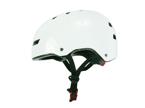 SHREDD SAFETY HELMET -White- [무광 / 유광 중 선택]