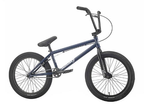 [품절] 선데이 2019 프라이머 PRIMER 20.75 TT BMX Matte Midnight Blue