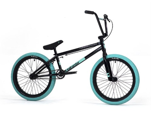 "[품절]2020 Tall Order Ramp Large BMX 20.8""TT - Gloss Black"