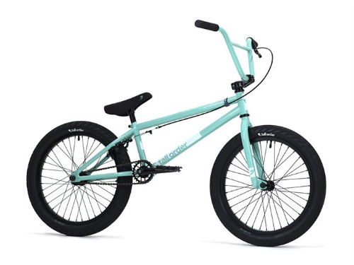 "[품절]2020 Tall Order Ramp Medium BMX 20.3""TT - Gloss Teal"