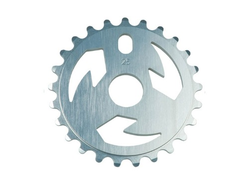 TALL ORDER LOGO SPROCKET -Silver- [25T]