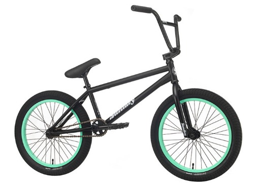 [5차분 인기상품!]2020 선데이 포어케스터 FORECASTER 20.75TT BMX -Matte Black- (Alec Siemon model)