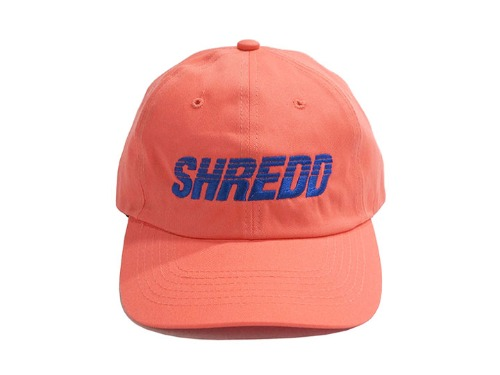SHREDD 6 PANEL BALL CAP V3 -Pink-