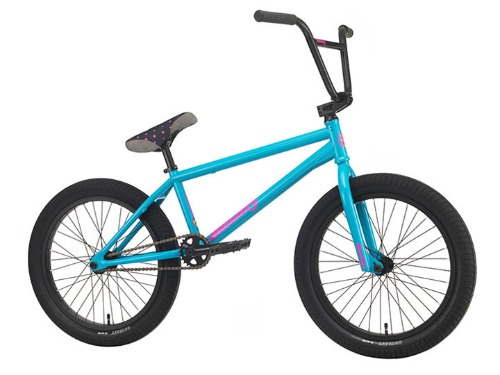 [5차분 품절!]2020 선데이 포어케스터 FORECASTER 20.5 TT BMX -Gloss Ocean Blue- (Aaron Ross model)