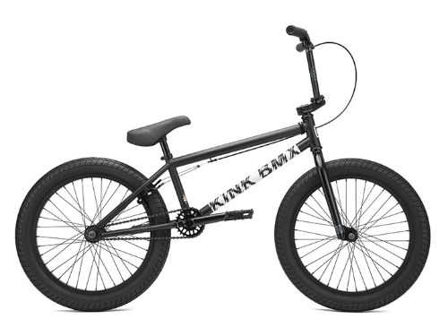 킨크 커브 KINK 2021 CURB 20TT BMX -Matte Dust Black-