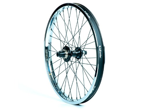 TALL ORDER Dynamics Cassette Wheel -Black Hub With Chrome Rim-