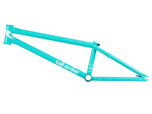 TALL ORDER 187 V3 Frame -Gloss Teal- [20.4TT]