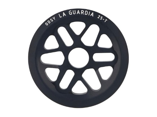 ODYSSEY LA GUARDIA SPROCKET Black -25T / 28T-