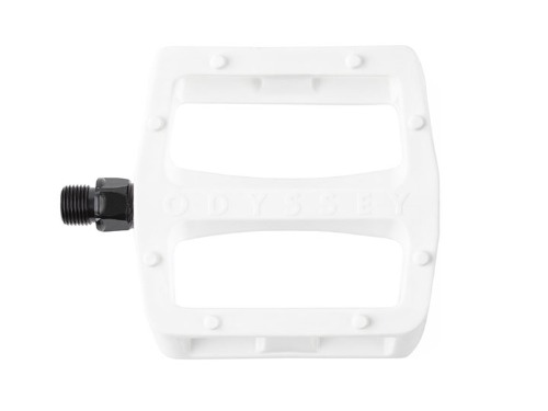 ODYSSEY GRANDSTAND V2 PC PEDALS (Tom Dugan Signature) White [경량 페달]