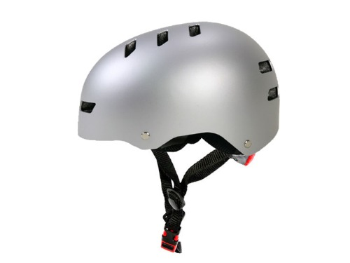 SHREDD SAFETY HELMET -Matte Silver- [무광 실버]