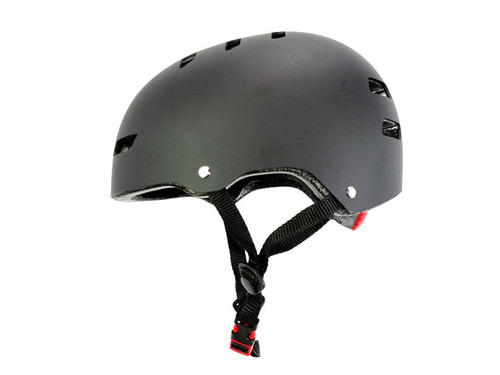 SHREDD SAFETY HELMET -Black- [무광 / 유광 중 선택]