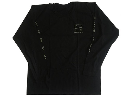 1-800-PEGLESS NEW PEGLOCK LONG SLEEVE -Black/Green-