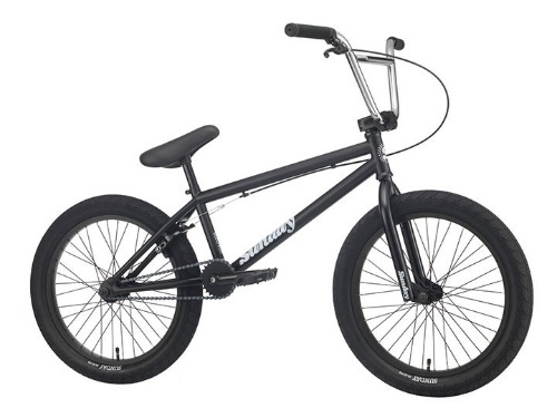 [품절/단종]2020 선데이 블루프린트 BLUEPRINT 20.5TT BMX -Matte Black+Chrome Bar-