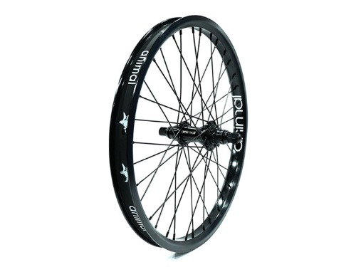 ANIMAL JAVELINE CASSETTE REAR WHEEL SET [RHD / LHD]